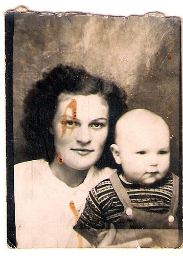 10-Mamaw Aree Moffett and Uncle Del