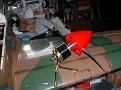 Scorpion 4025 motor and 2 blade prop