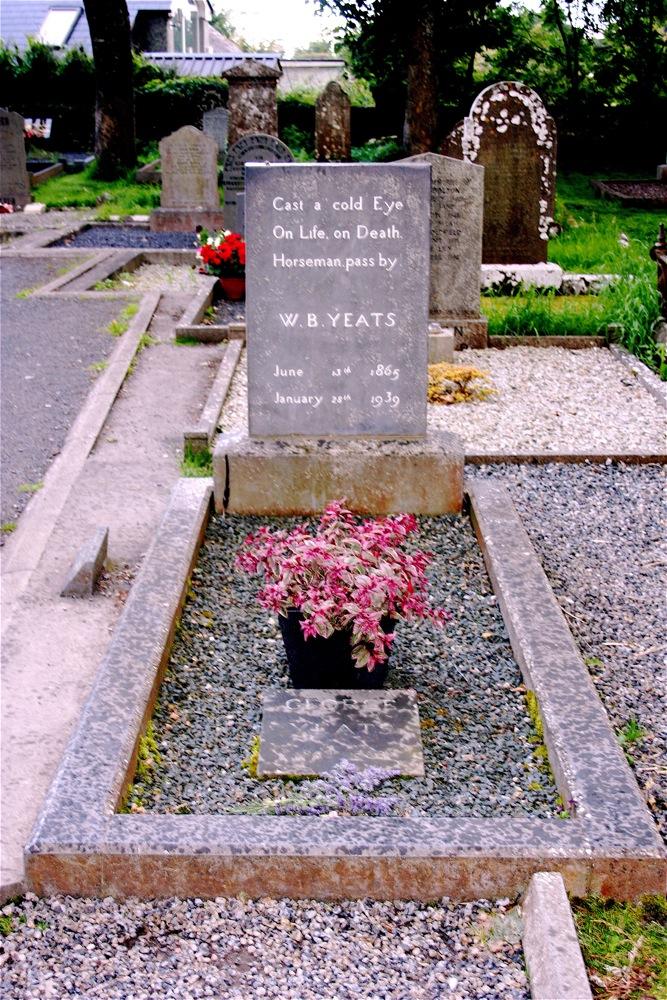 Yeats Grave