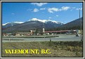 BRITISH COLUMBIA - Valemount