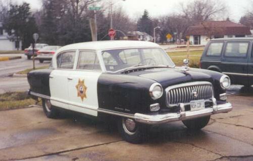 Misc - Nash police car clone