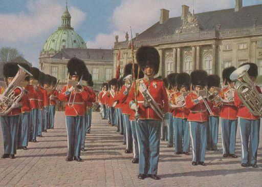 Denmark - Royal Guards NT