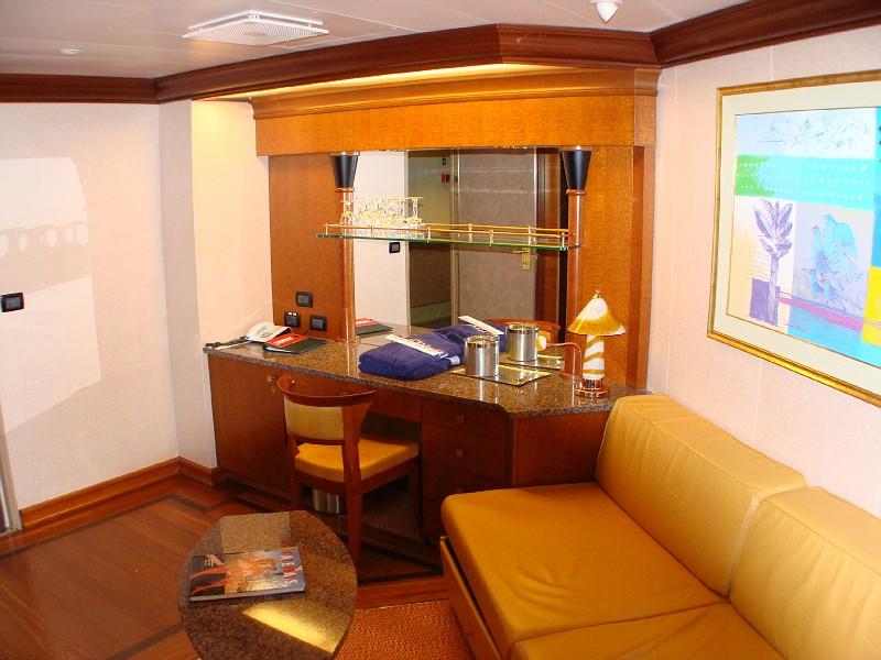 Junior Suite Sitting Area