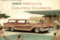1959 Mercury, Brochure. 01