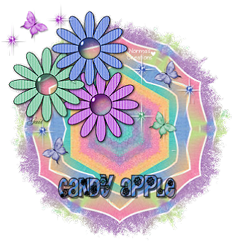 Candy Apple-gailz-flower template