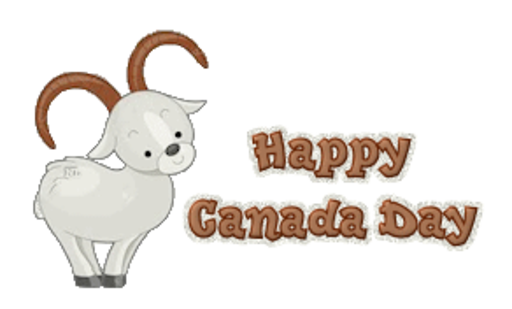 Happy Canada Day - BighornSheep