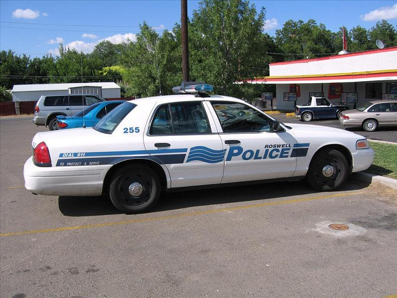 NM - Roswell Police