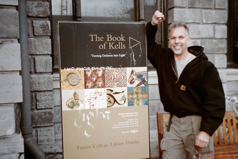 30   Book of Kells, Dublin, Ireland