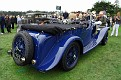 1933 Talbot AV 105 James Young four seater Sports Tourer rear exterior view