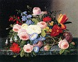 Still Life with Flowers [c.1860-72]