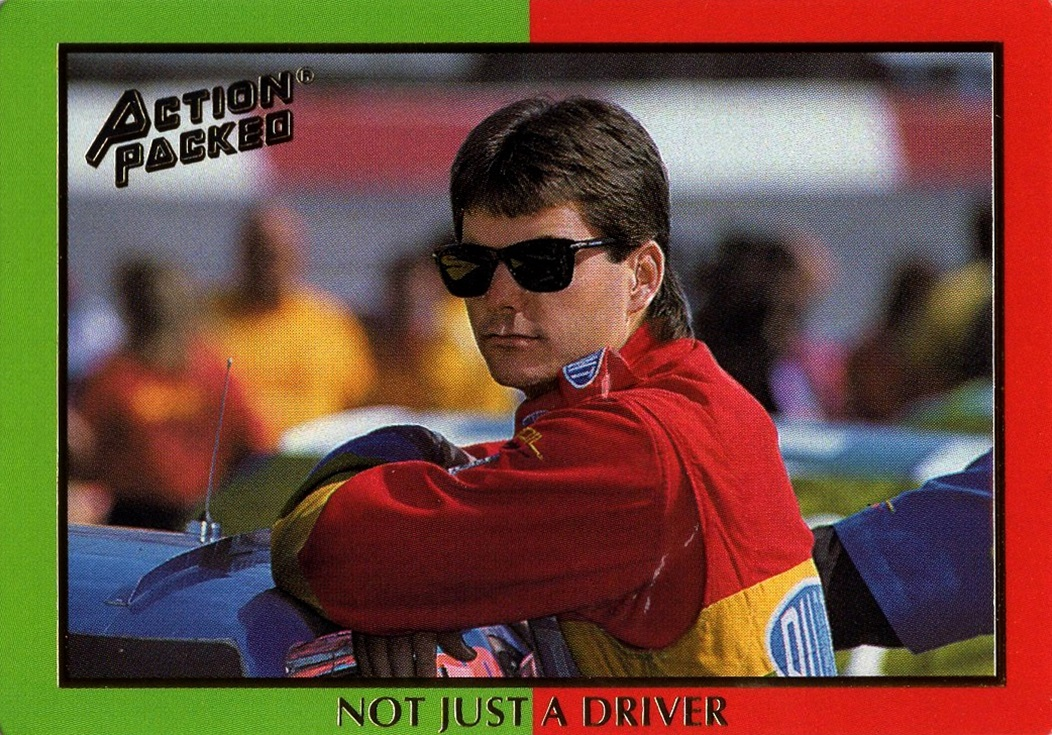 1994 Action Packed The Champion and the Challenger #11 (1)