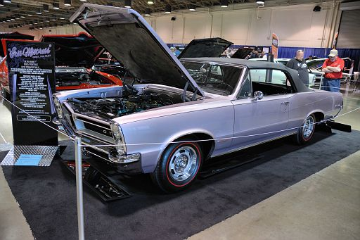 1965 Pontiac GTO owned by Paul Kilker DSC 4870