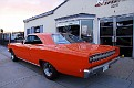 08 1968 Plymouth Road Runner rear three quarter view static