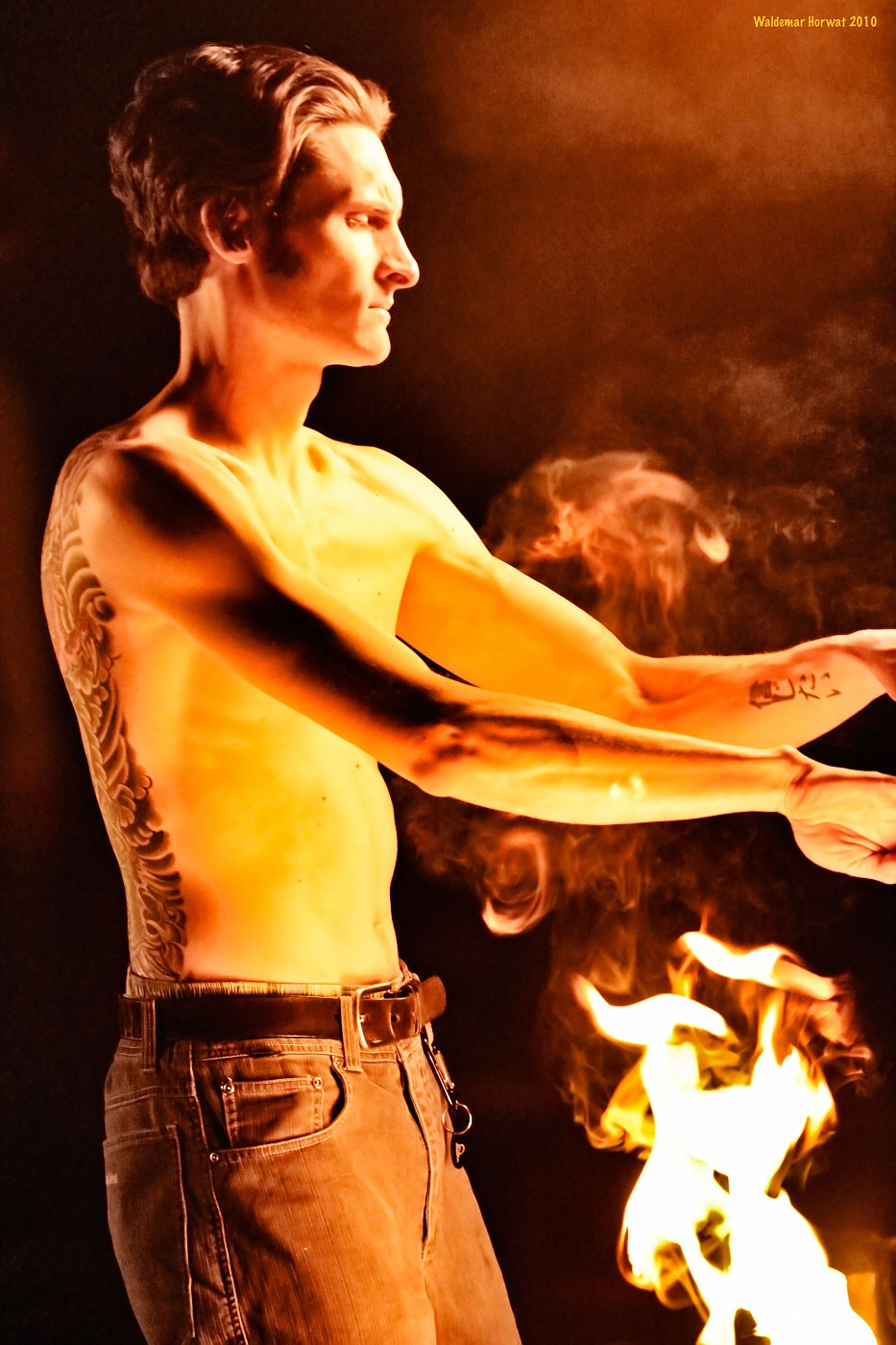 Fire and Tattoos