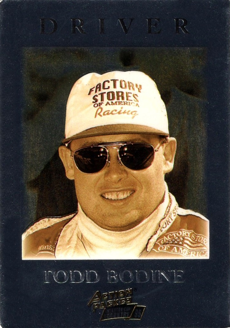 1995 Action Packed Winston Cup Country Silver Speed #80 (1)