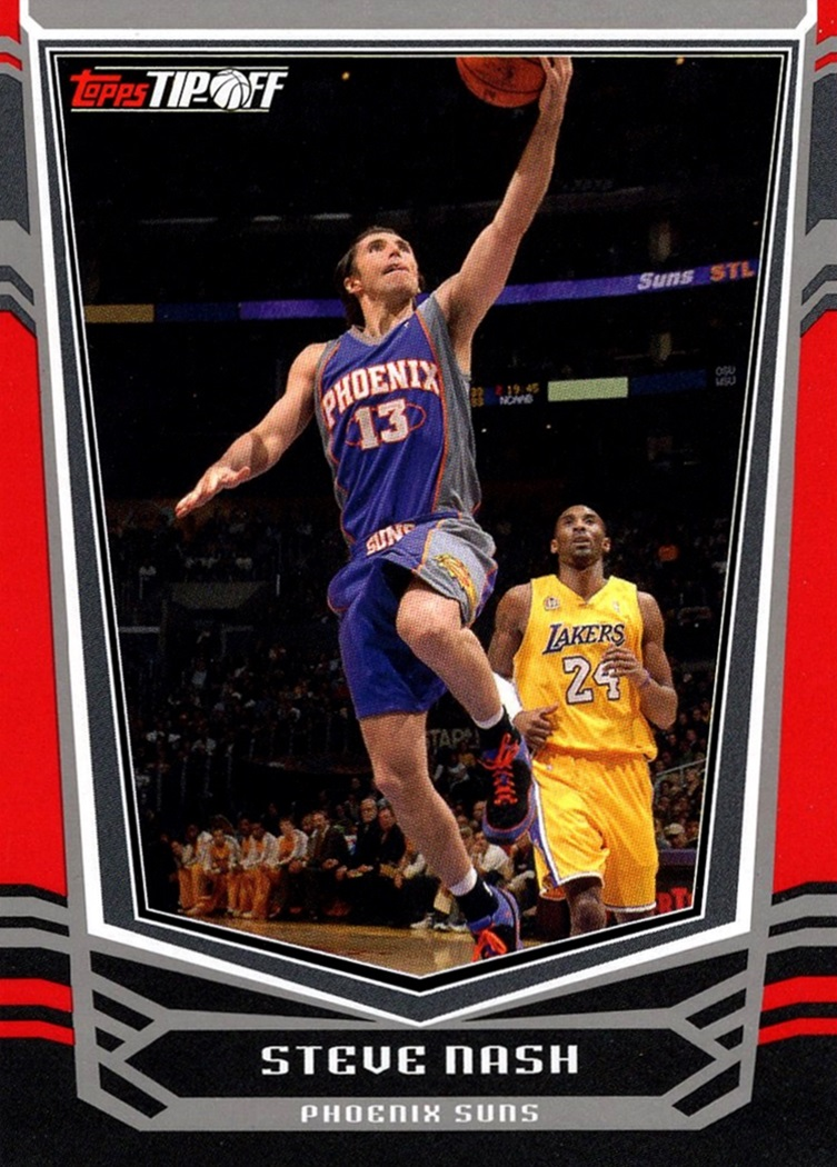 2008-09 Topps Tipoff Red #013 (1)