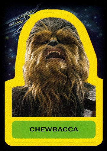 Journey to the Force Awakens Sticker #S-07 (1)