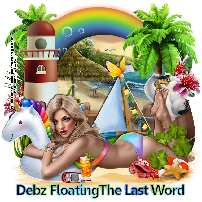 Who Has The Last Word DebzTLWSummerFloatByRiavi-vi