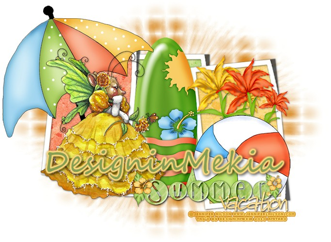 DesigninMekia JL-SummerVacation-MC