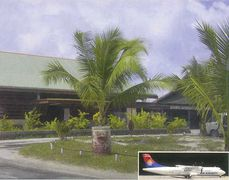 Kiribati - Bonriki International Airport