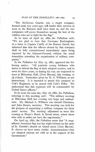HISTORY OF THE NINTH REGIMENT - PAGE 027