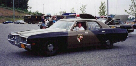 MD - Maryland State Police, privately restored