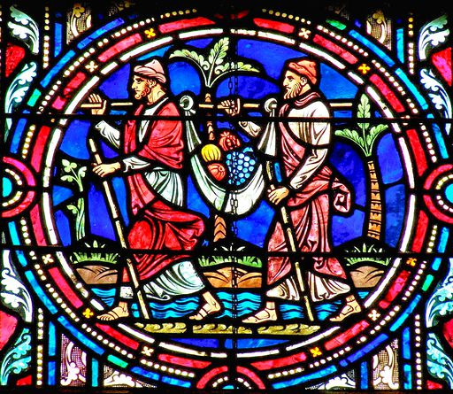 SAINTS PETER AND PAUL CHURCH - STAINED GLASS - 35