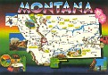00- Map of MONTANA (MT)