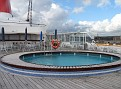 Boudicca Marquee deck pool