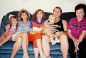 Lindsay, Gail, Amy, Dennis, Dylan, and Mildred