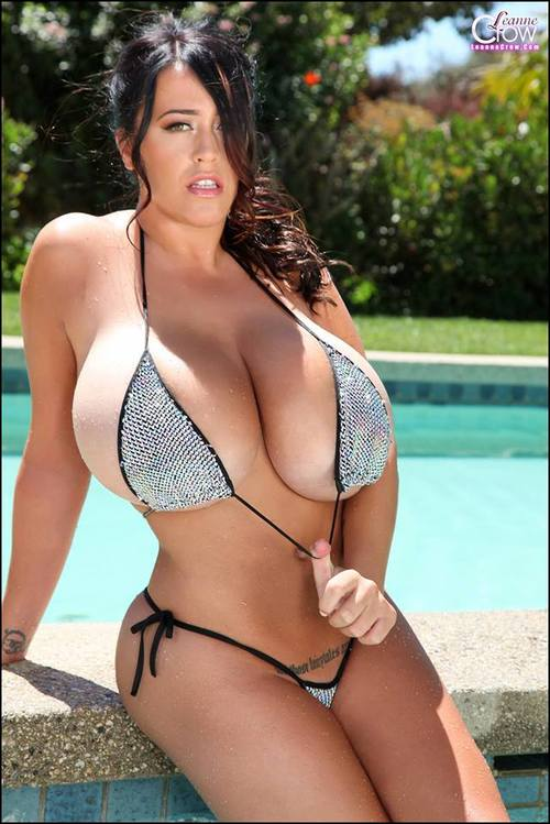 Agree, this Big boob hot sexy bikini girls