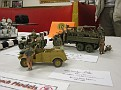 1/35 Kubelwagen, Jeep, GMC, and figures by Skip Kister