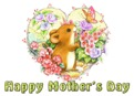 Happy Mother's Day - MouseHeartAndFlowers