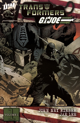 Transformers GI Joe Volume 1