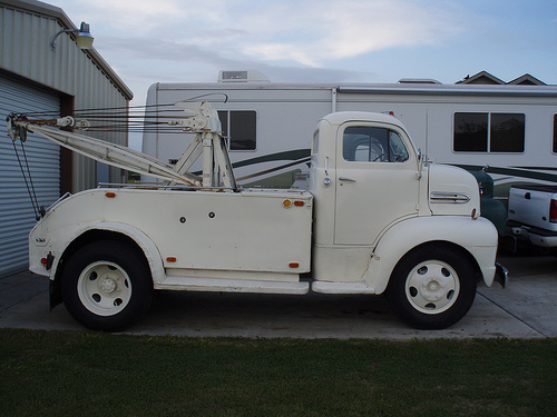 1951 ford coe tow - photo #9
