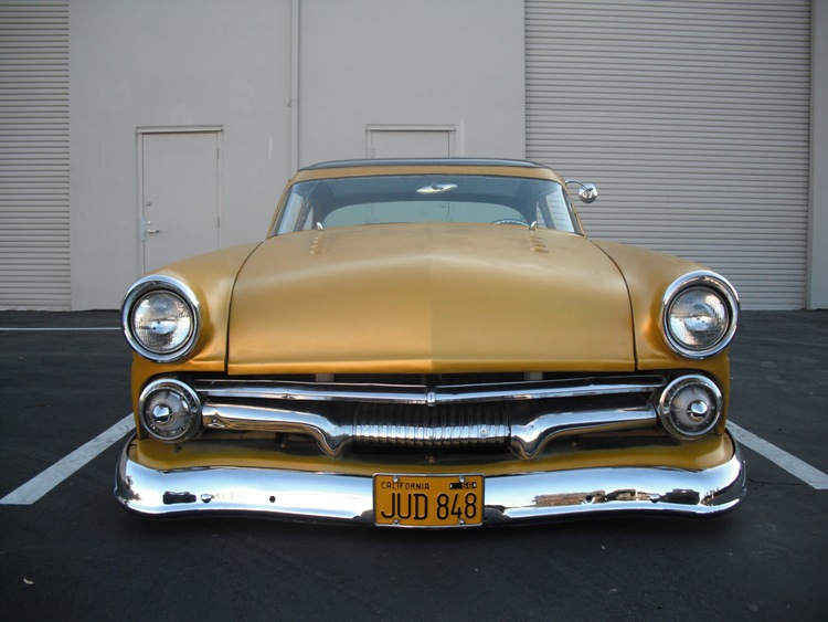 Photo Andrew Silva 1955 Ford 43 Andrew Silva 1955 Ford Sectioned Chopped Album Rik Hoving