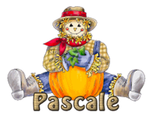 Pascale - AutumnScarecrowSitting