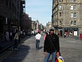 DSCN1580 down the Royal Mile in Edinburgh