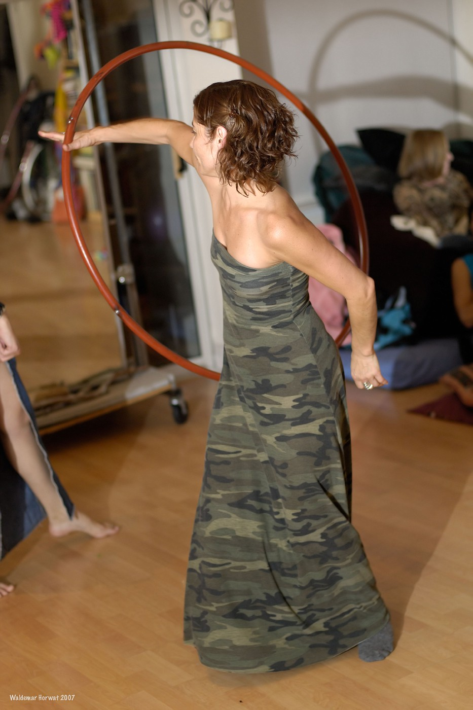 Michelle Hooping