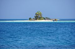 The Middle Silk Caye