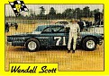 1991 K & M Sports Legends Wendell Scott #WS06 (1)