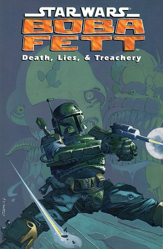 Star Wars - Boba Fett Death, Lies & Treachery