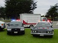CA - Seaside Police 2007 CVPI and 1970 Mercury Monterey