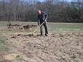 Planting Potatoes 4-10-07