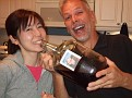 Thanks, Hiromi for emailing me these great photos!!!  Gary