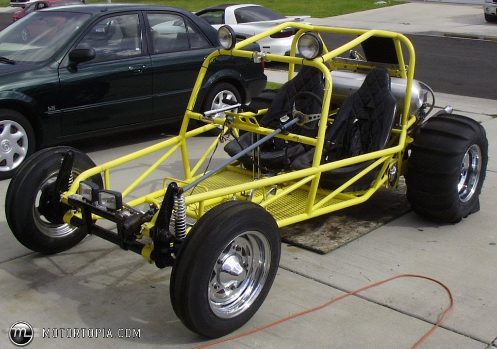 Photo: Mysandrail-1 | V W  Dune Buggy-Sand Rail album