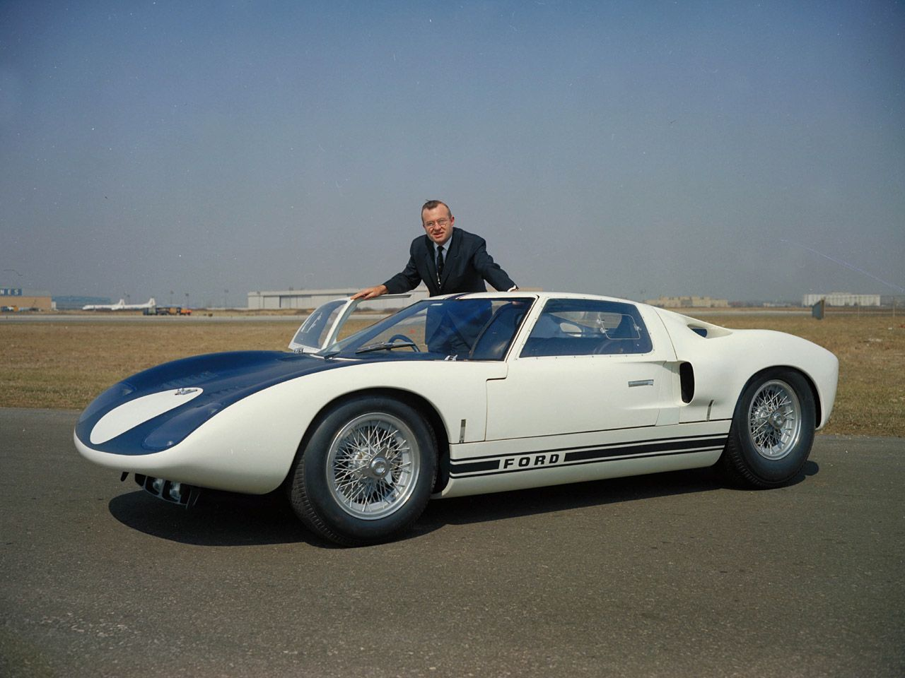 1964 Ford GT Concept