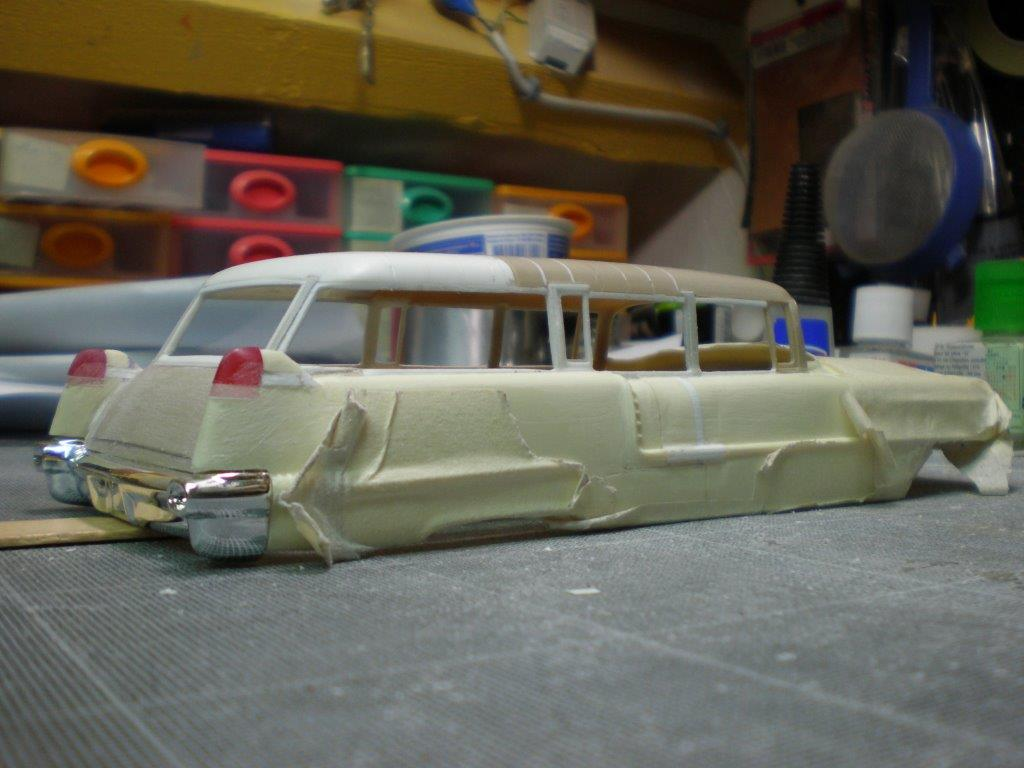 Cadillac1956 Station Wagon woody Viewmaster Hess & Eisenhardt  Photo13-vi