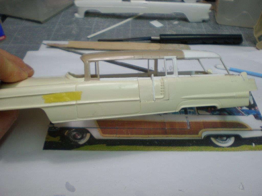 Cadillac1956 Station Wagon woody Viewmaster Hess & Eisenhardt  Photo5-vi