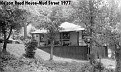 Nelson Reed House on Mud Street in 1977
